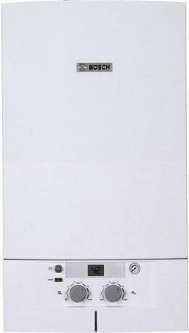 Газовый котёл Bosch Gaz 3000 ZS 28-2KE одноконтурный (дым), фото 2