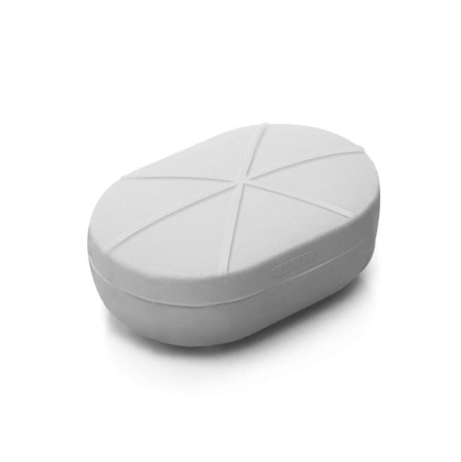 Силиконовый чехол для Xiaomi Redmi AirDots Wireless Bluetooth Headset Gray (Серый)