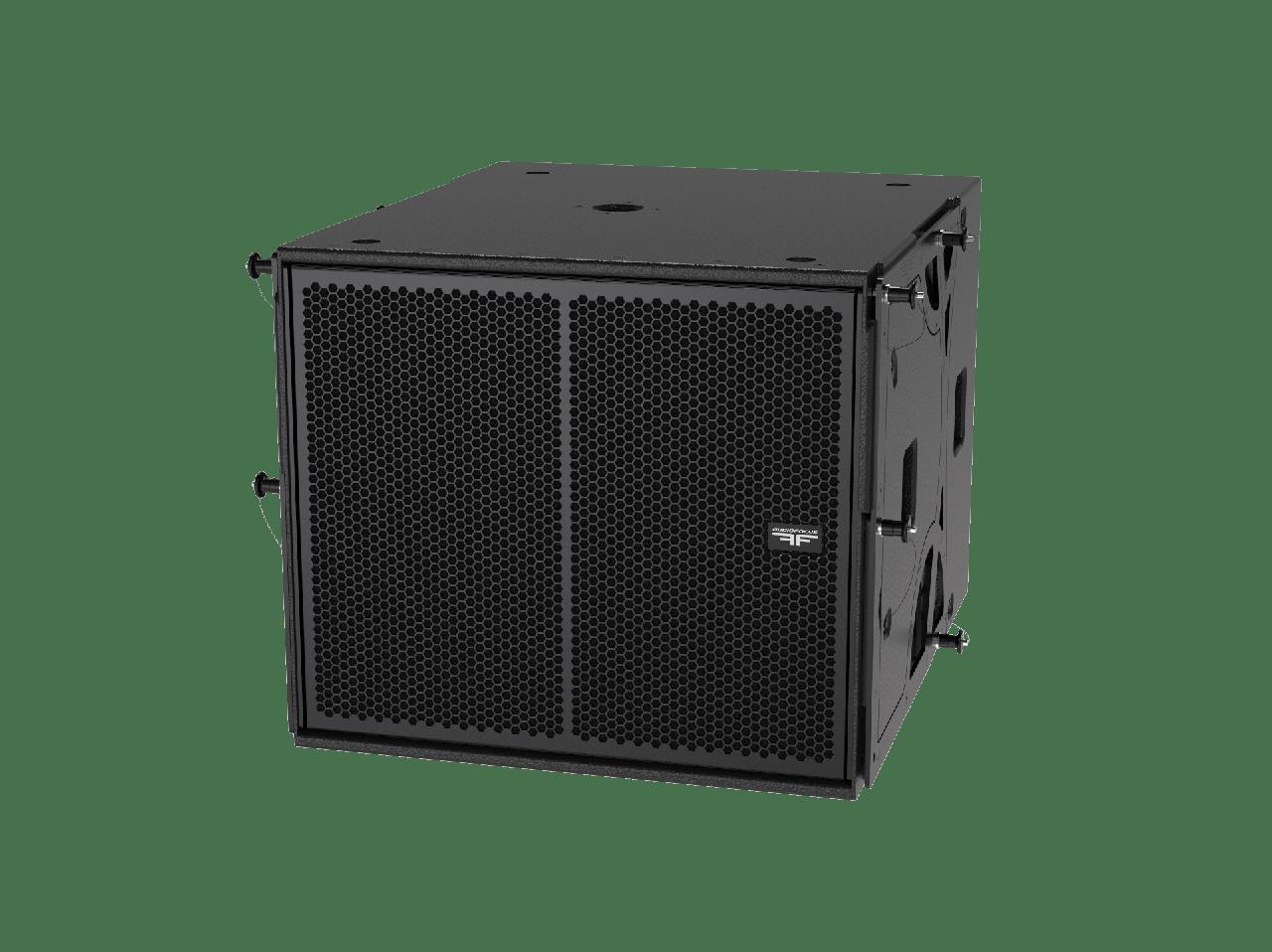 Активная акустическая система - подвесной сабвуфер AudioFocus B18A Install