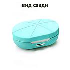 Силиконовый чехол для Xiaomi Redmi AirDots Wireless Bluetooth Headset Khaki (Хаки), фото 3