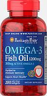 PsP Omega-3 Fish Oil 1200 mg (360 mg Active Omega-3) - 200 софт