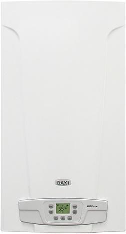 Газовий котел Baxi ECO 4S 18 F (2-х контурний турбо)