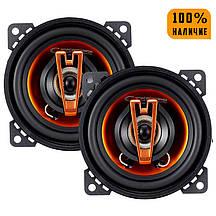 Коаксиальная автомобильная акустика Cadence Q 422 10 см, колонки в авто 75Вт