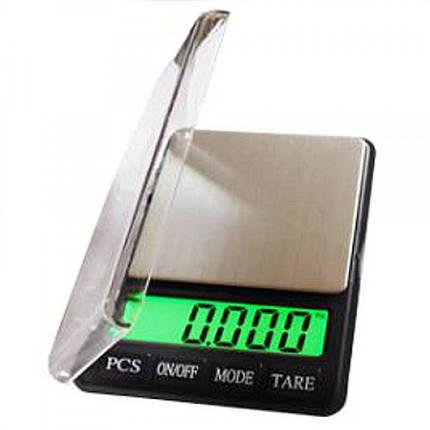 Электронные весы MH-999 до 3кг 3000 / 0.1 г, фото 2