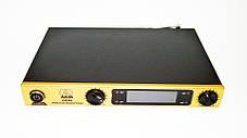 Радиосистема AKG KM388 база 2 радиомикрофона, фото 2