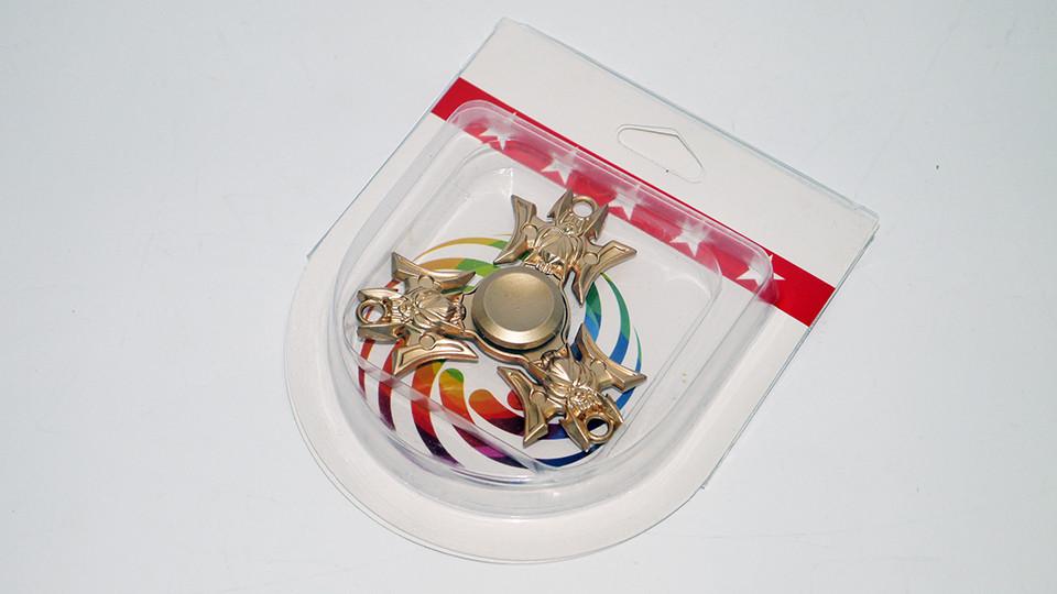 Спинер spinner игрушка Череп