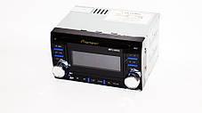 2din Pioneer 9902 USB+SD+AUX+пульт RGB подсветка, фото 3