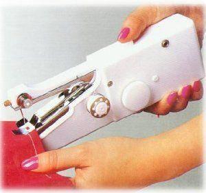 Мини швейная машинка Mini Sewing Handy Stitch, фото 2