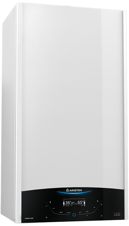 Газовый конденсационный котёл Ariston GENUS ONE SYSTEM 35