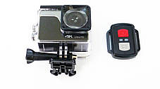 Action Camera AT30R WiFi 4K + пульт, фото 2