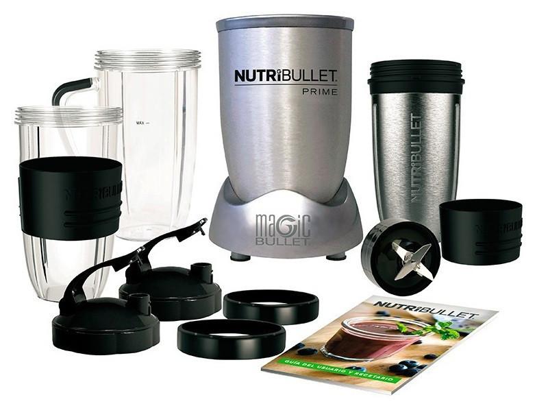 Nutribullet Magic Bullet Prime 1000W Кухонный комбайн