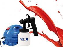 Paint Zoom (Пейнт Зум) Бытовой универсальный краскораспылитель, фото 2