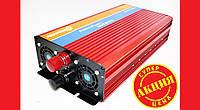 4000W 12V-220V Преобразователь авто инвертор с функцией плавного пуска