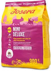 Сухий корм Josera Mini Deluxe (для дорослих собак дрібних порід)
