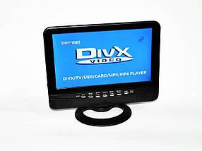"""9,5"""" Портативний TV 901 / 911 USB+SD + батарея"""