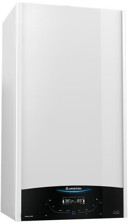 Газовый конденсационный котёл Ariston GENUS ONE SYSTEM 24