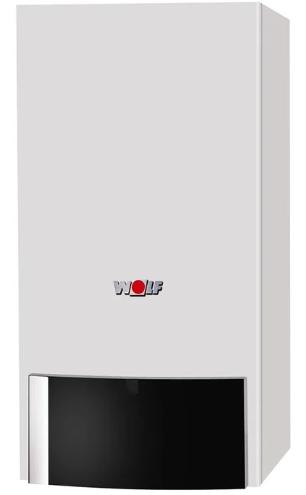 Газовый конденсационный котёл WOLF CGB - 75 (одноконтурный)