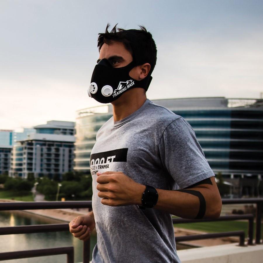 Elevation Training Mask 2.0 - Тренировочная маска для тренировки кроссфит
