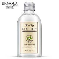 Глицерин с оливковым маслом Bioaqua (140мл), фото 1