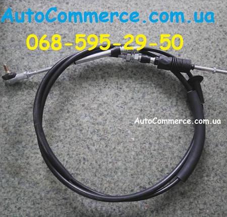 Трос переключения передач кпп Hyundai HD65, HD72, HD78 Хюндай HD, фото 2