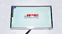 "LCD LED Телевизор JPE 32"" Изогнутый Smart TV, WiFi, 1Gb Ram, 4Gb Rom, T2, USB/SD, HDMI, VGA, Android 4.4, фото 2"