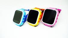 Smart Watch Q80 Умные детские часы с GPS трекером и цветным экраном, фото 3