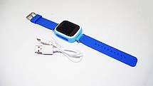 Smart Watch Q80 Умные детские часы с GPS трекером и цветным экраном, фото 2