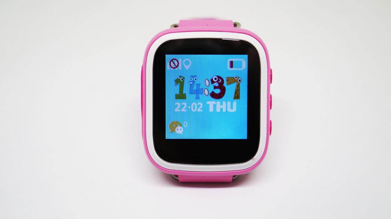 Smart Watch Q80 Умные детские часы с GPS трекером и цветным экраном
