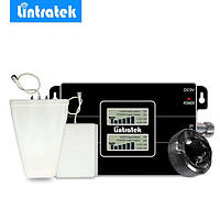 Lintrаtеk KW 17L GSM репитер, усилитель мобильной связи 900 Mhz + 1800 Mhz 2G\3G\4G - Полньй Комплект