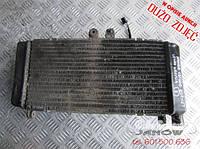 Радиатор охлаждения двигателя Honda CB500 + вентилятор, фото 1