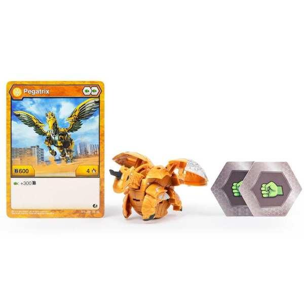 Bakugan Battle Planet Бакуган Пегатрикс Аурелис, SM64422-8