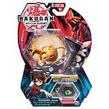 Bakugan Battle Planet Бакуган Пегатрикс Аурелис, SM64422-8, фото 3
