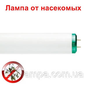 Ультрафіолетова інсектицидна лампа до знищувачу комах F20T12BL