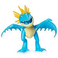 Как приручить дракона 3: коллекционная фигурка дракона Громгильды с механической функцией