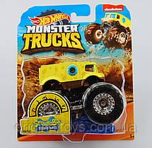 Машинка Hot Wheels Monster Jam 1:64 Sponge  Bob