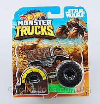 Машинка Hot Wheels Monster Jam 1:64 Chewbacca