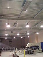 Отопление помещений инфракрасными обогревателями
