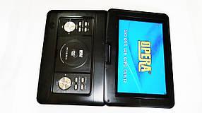 """DVD Opera 1580 14"""" Портативний DVD-програвач з Т2 TV USB SD"""
