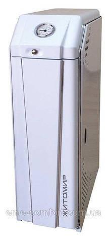 Дымоходный напольный котёл Житомир-3 КС-Г-045СН, фото 2