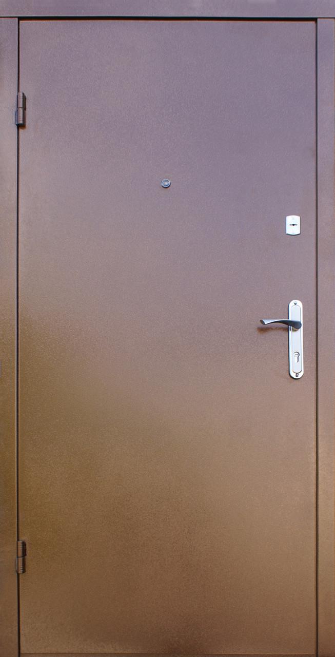 Qdoors, Металл/МДФ, Стандарт М Классик, входная дверь