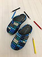 Детские тапочки Inblu,текстиль и литая подошва.только 27,28 размер.Отличное качество,лёгкие.