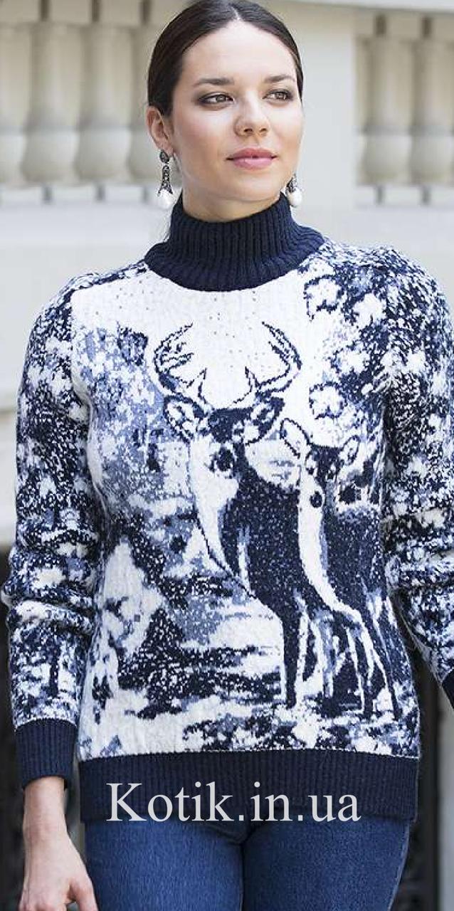 Свитер женский Pulltonic Deer
