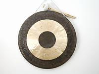 Гонг Храмовый. hand made in China, d=60см (60x60х5 см)