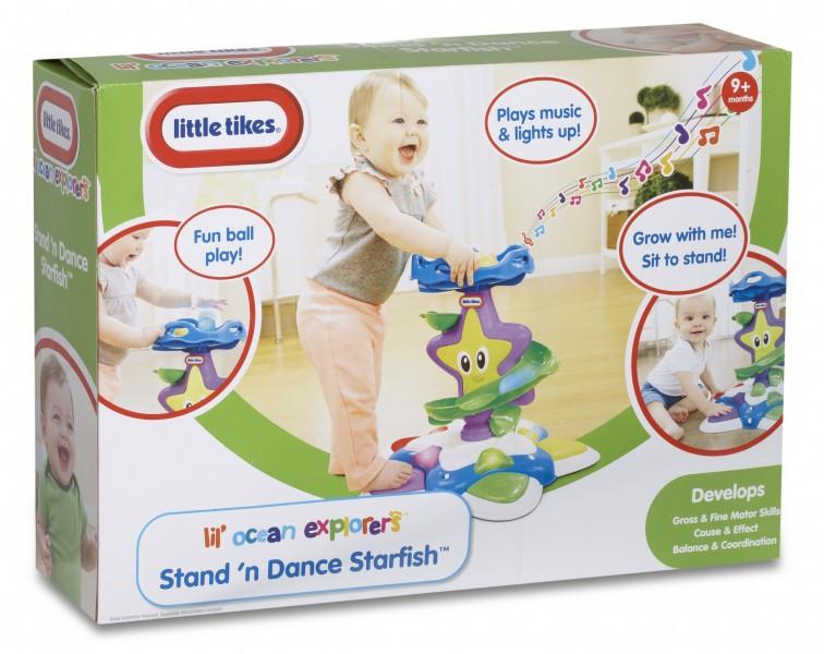 Развивающая игрушка для малышей «Танцующая морская звезда»,Little Tikes 638602E4C