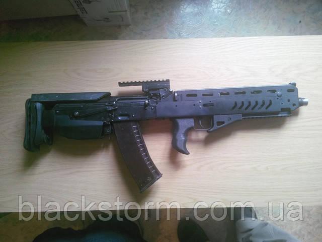 Выпущенна малая серия буллпап тактических комплектов модернизации АК-74 получившая название BlackStorm BT-3