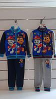 Костюм-двойка для мальчиков на флисе оптом, Disney, 98-128 см, арт. 991-375