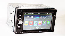 "2din Pioneer 7621 Магнитола 6,2"" Экран + AV-in + пульт на руль, фото 2"