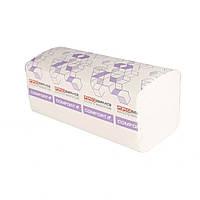 Полотенце бумажное PRO service Comfort Eco, V-сложение, 2-х сл, белое, 160шт. (33702100)