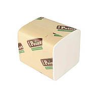 Туалетная бумага Point, V сложение целлюлоза, 2-х слойная, 10*20см, 300 листов (ТБЛ-300), фото 1