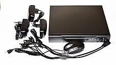 Видеорегистратор DVR KIT HD720 8-канальный (8 камер в комплекте), фото 3